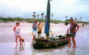 Refugee Raft