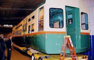 6719 during restoration, 2002