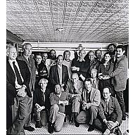Leo Castelli and Artists