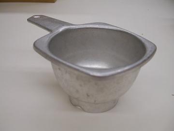 Canning funnel, around 1972