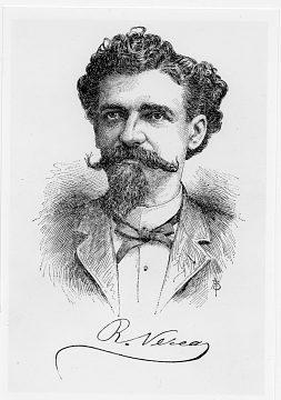 Ramón Verea, 1890