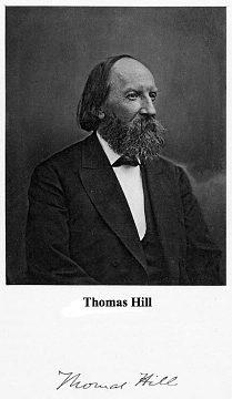 Thomas Hill, around 1870