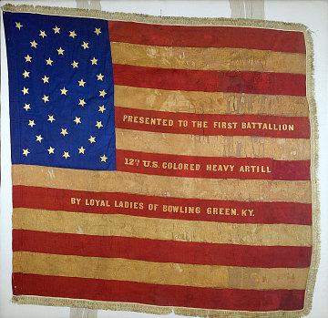 U.S. Colored Troops Flag