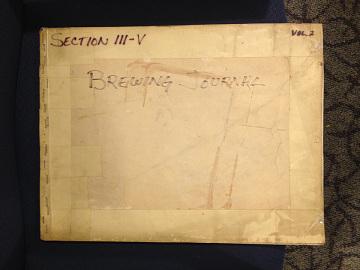 Sierra Nevada packaging log, 1988–1989