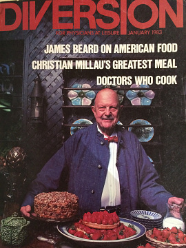 James Beard, 1983