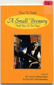 Brewing manual, 1992