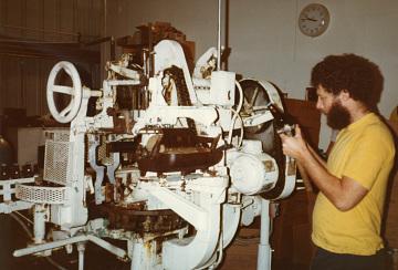 Ken Grossman, around 1982