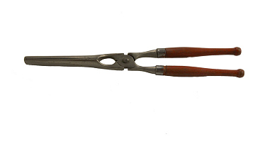 Straightening iron