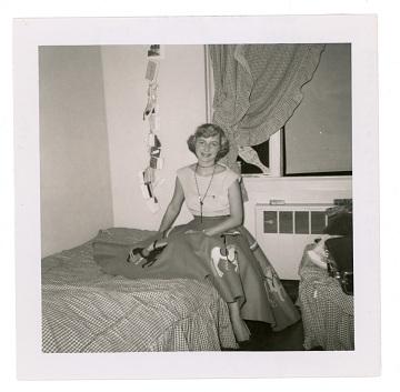 Lois Greene, 1954