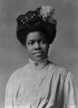 Nannie Helen Burroughs, 1909