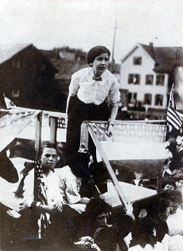 Elizabeth Gurley Flynn, June 1913