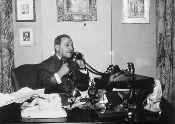 Joseph Hirshhorn, 1965