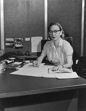 Grace Murray Hopper, 1960