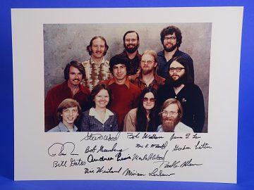 Staff of Micro-Soft, 1978