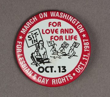March on Washington, for Love and for Life