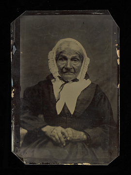 Lucy McWorter, Free Frank's wife, 1800s