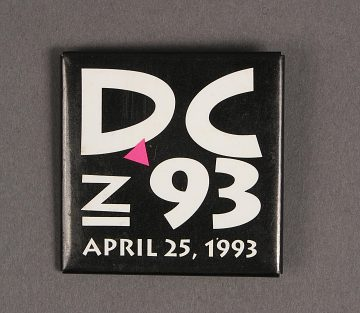 """""""DC in 93"""""""