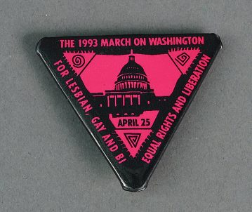 """1993 March on Washington, April 25"""