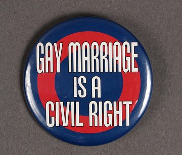 """""""Gay Marriage is a Civil Right"""