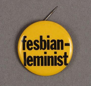 """""""fesbian-leminist"""""""