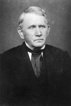 Missionary Peter Dougherty, 1800s