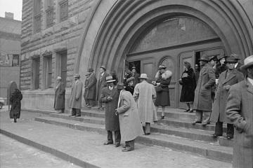 Pilgrim Baptist Church, 1941