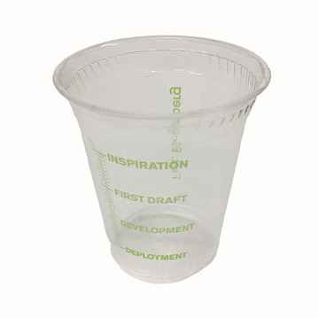 Bloomberg plastic cup, 2013