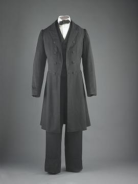 Lincoln's Office Suit