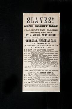 Slave Broadside