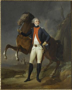 Marquis de Lafayette, 1788