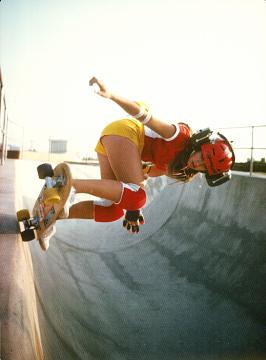 Cindy Whitehead, 1977