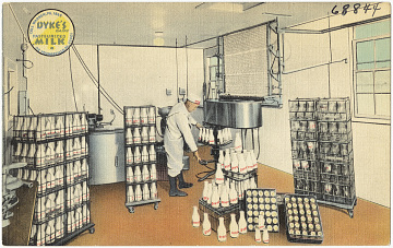 Dyke's Dairy, 1930s
