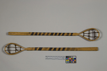 Stickball Sticks, around 1880–1888