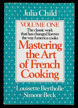 Mastering the Art of French Cooking, 1971 edition