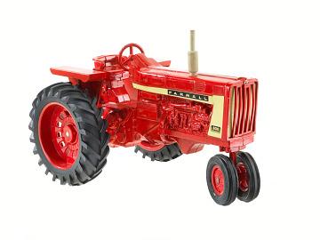 Farmall 806 tractor model, 1960s