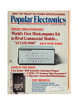 Popular Electronics, 1974