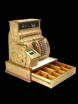 Cash register, 1919