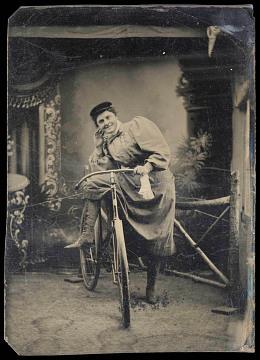 Tintype, 1890s