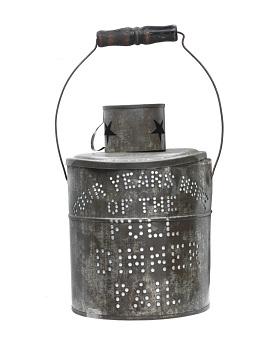 Campaign parade lantern, 1900