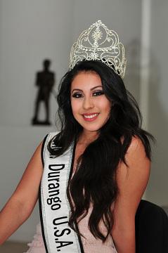 Stephanie Flores, Señorita Durango USA, 2015–2016