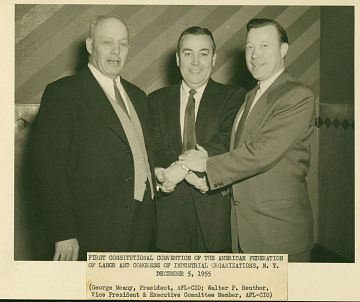 First AFL-CIO convention, 1955