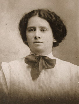 Rose Schneiderman, around 1907–1918