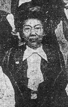 Dr. S. K. Chan, 1912