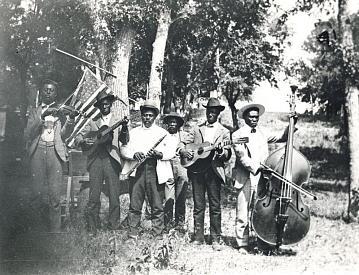 Emancipation Day, Texas, 1904