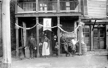 Emancipation Day, Richmond, Virginia, 1888