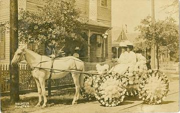 Emancipation Day, Texas, around 1900