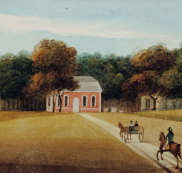 St. James Parish, Goose Creek, South Carolina, around 1800