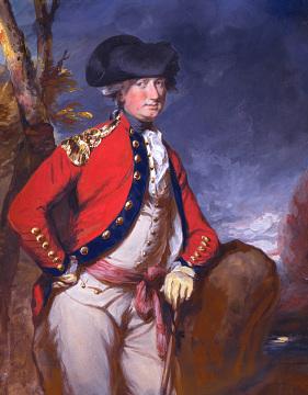Charles Cornwallis, 1780s
