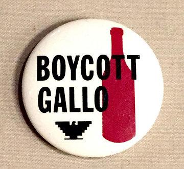 Political Button, around 1970
