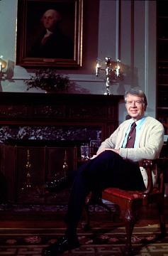 President Jimmy Carter, 1977